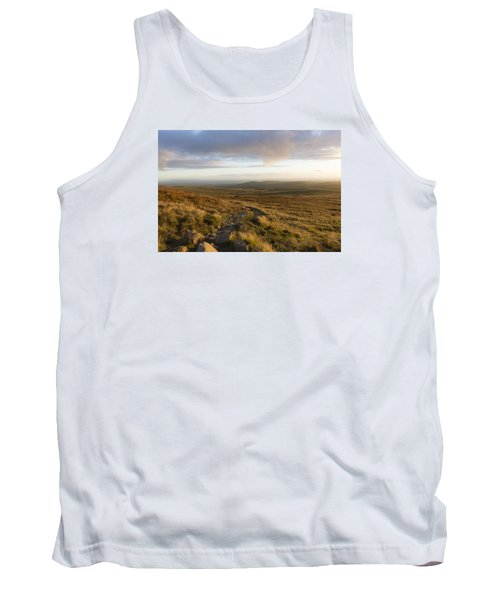 From The Black Mountain Tank Top