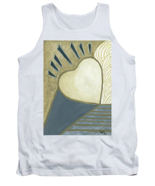 From The Heart Tank Top