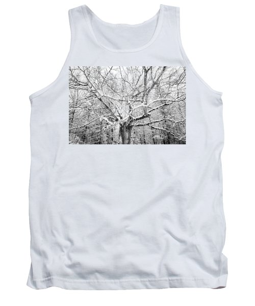 Frosted Tank Top