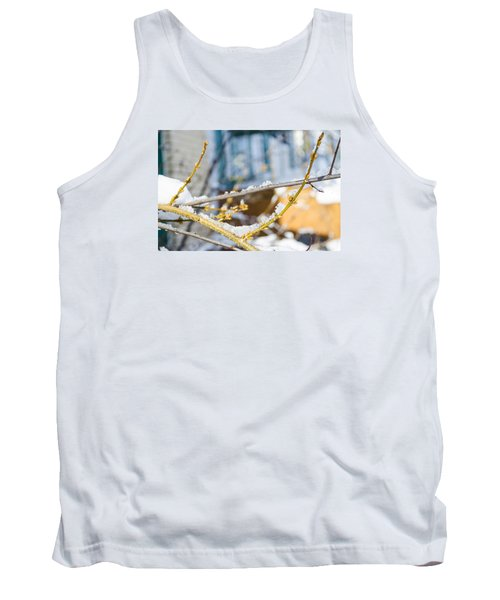 Frosty Branches Tank Top