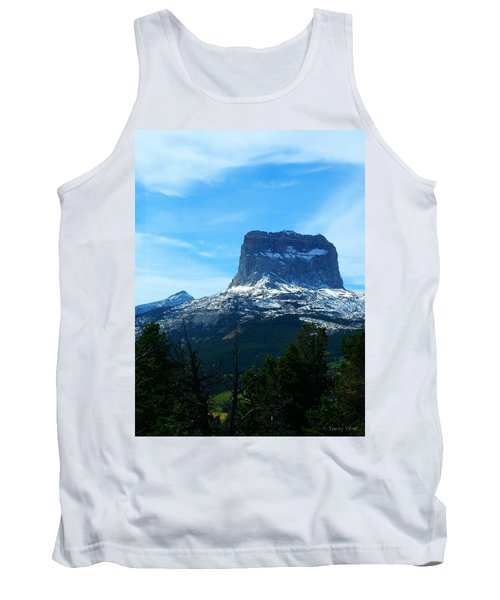 Frosty Chief Mountain Tank Top