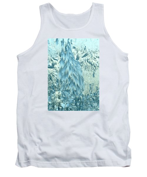 Frosty Forest Tank Top