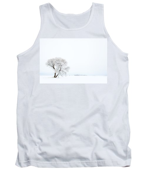 Frozen Morning Tank Top