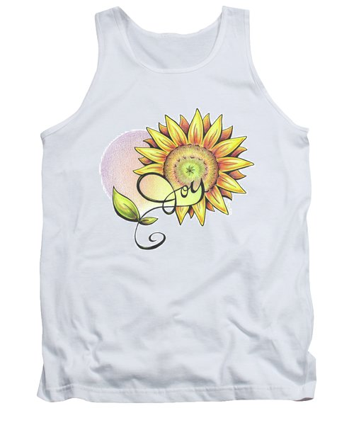 Fruit Of The Spirit Series 2 Joy Tank Top
