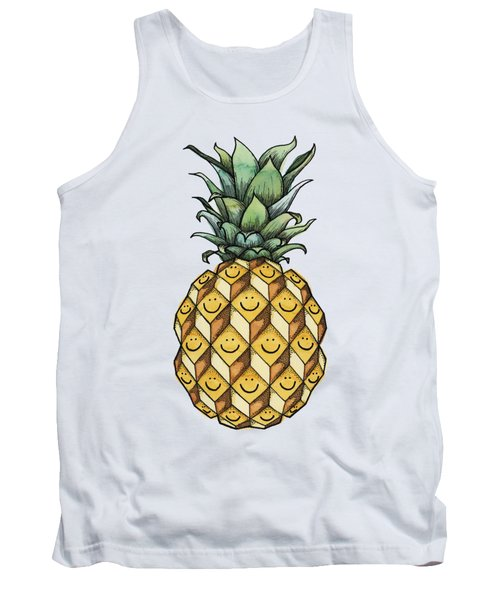 Fruitful Tank Top by Kelly Jade King