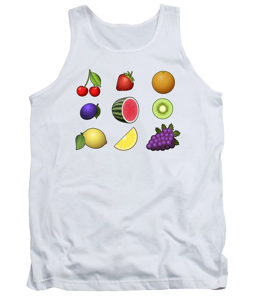 Fruits Collection Tank Top