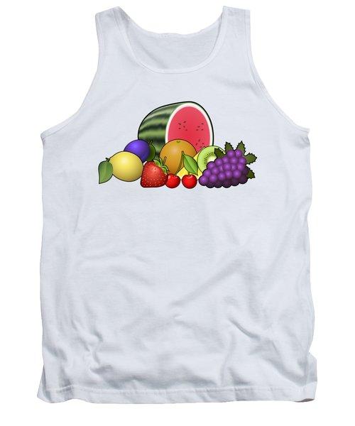 Fruits Heap Tank Top