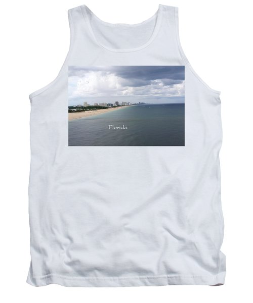 Ft Lauderdale Florida Tank Top
