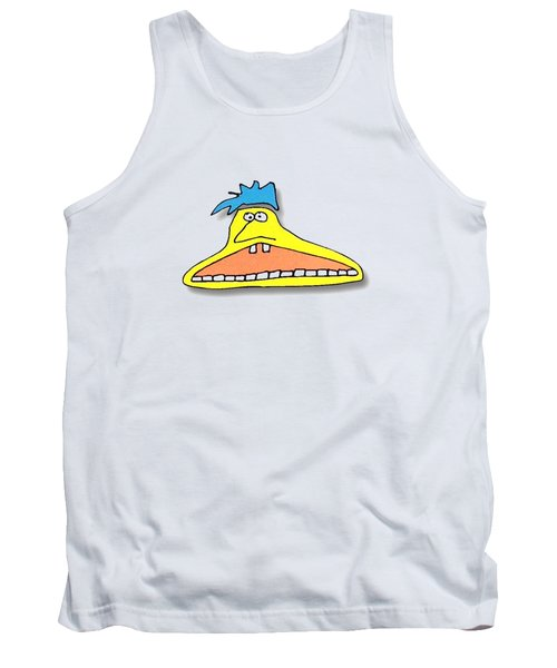 Fu Party People - Peep 026 Tank Top