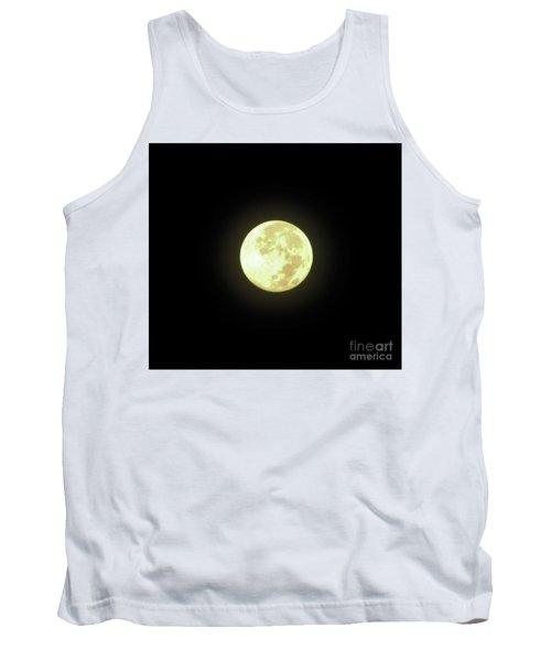 Full Moon August 2014 Tank Top