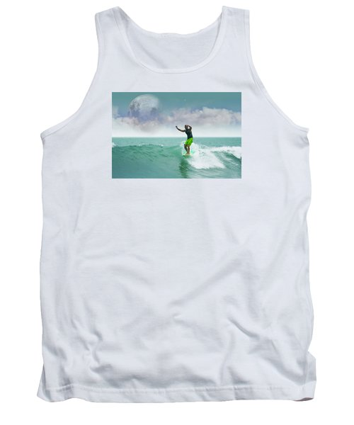Funday Sunday Tank Top by William Love