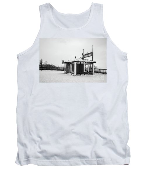 Funiculaire Quebec City Tank Top