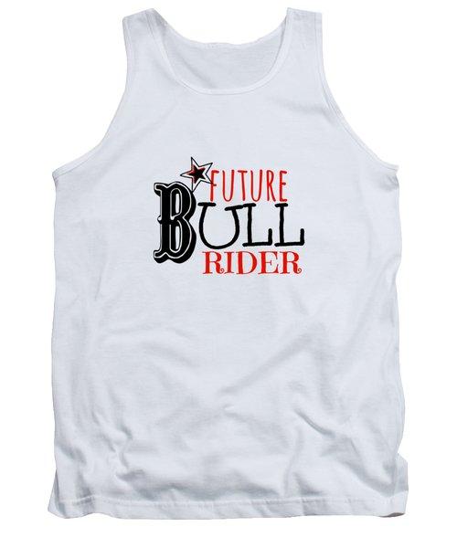 Future Bull Rider Tank Top