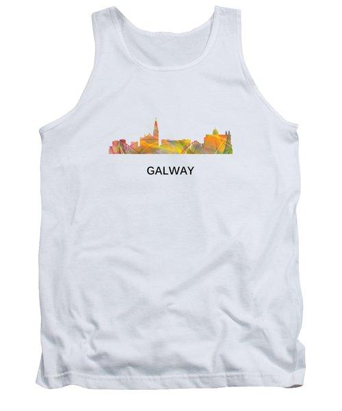 Galway Ireland Skyline Tank Top