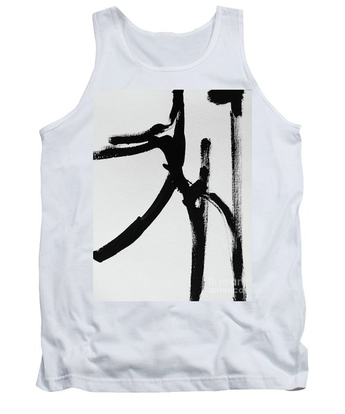 Tank Top featuring the painting Gamut by Robin Maria Pedrero