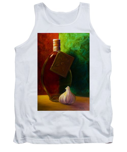 Garlic And Oil Tank Top