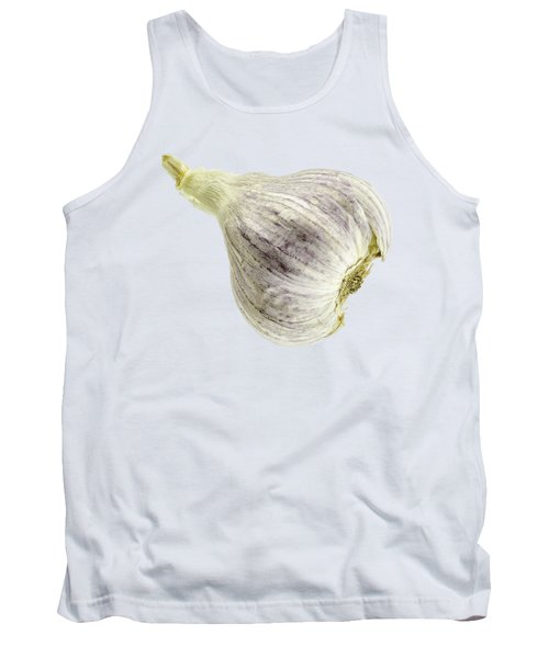Garlic Head Tank Top by Erich Grant