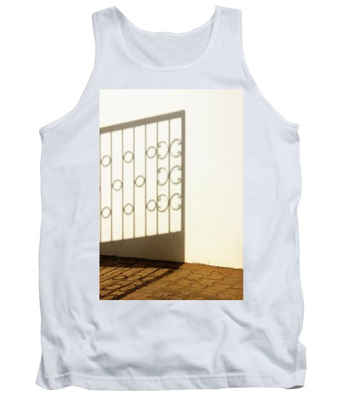 Gate Shadow Tank Top by Prakash Ghai