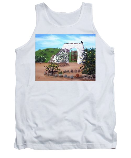 Gate To Nowhere Tank Top
