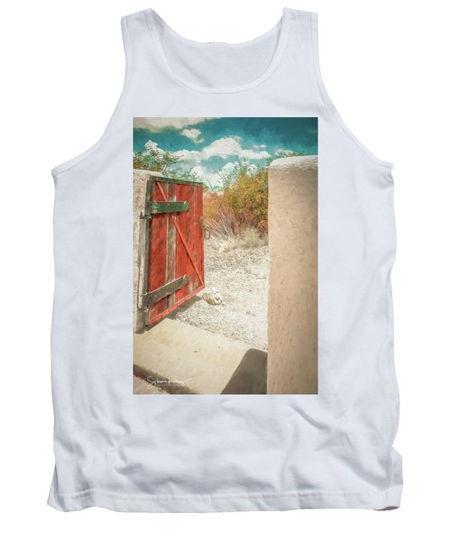 Gate To Oracle Tank Top