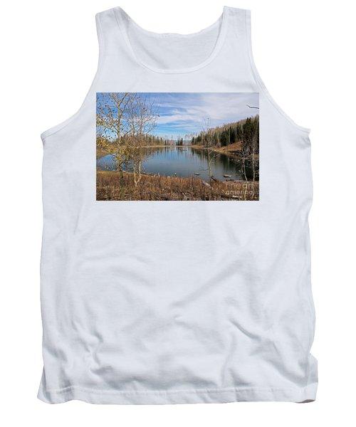 Gates Lake Tank Top