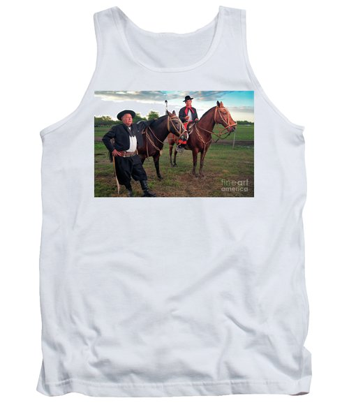 Gauchos Tank Top