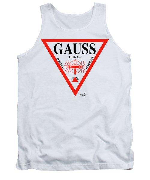 Gauss Tank Top