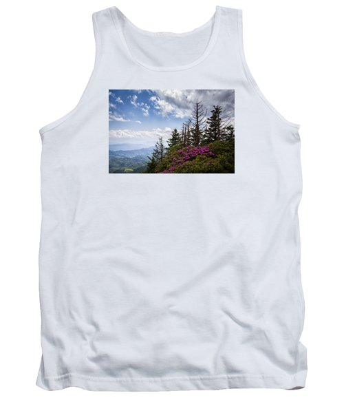 Rhododendrons - Roan Mountain Tank Top