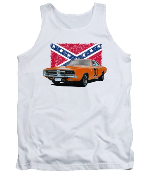 General Lee Rebel Tank Top