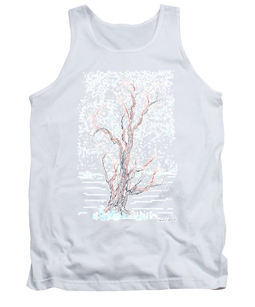 Genetic Branches Tank Top