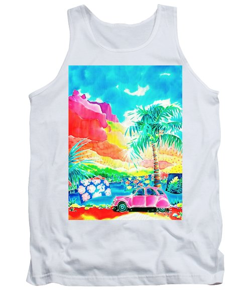 Gentle Breeze Tank Top