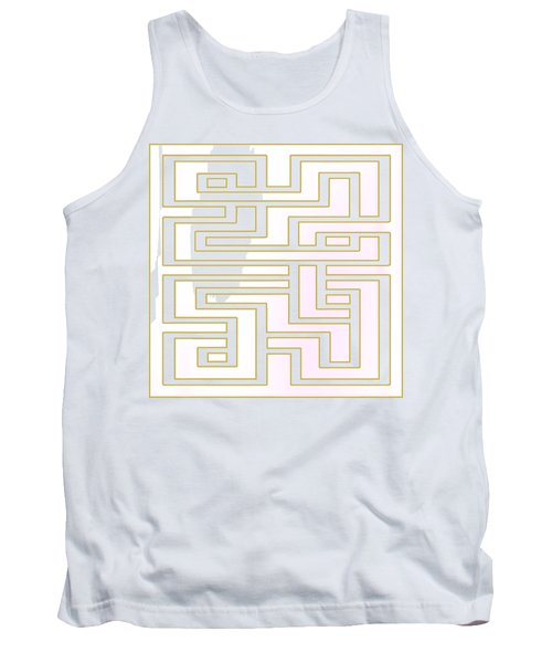 Geo 7 - Transparent Tank Top