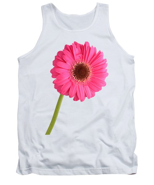 Tank Top featuring the photograph Gerbera by George Atsametakis