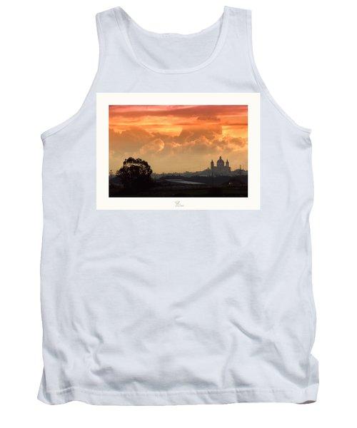 Ghaxaq Sebh - Delightful Sunrise Tank Top