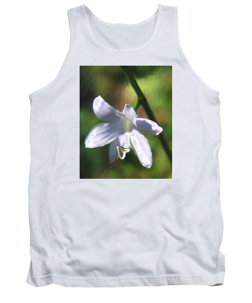 Ghost Flower Tank Top