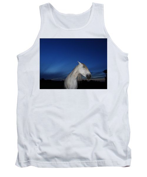 Ghost Horse Tank Top