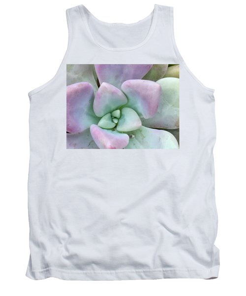 Ghost Plant Tank Top by Russell Keating