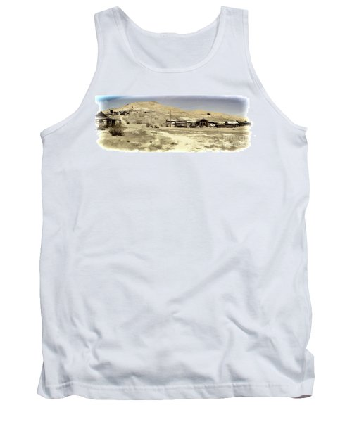 Ghost Town Textured Tank Top