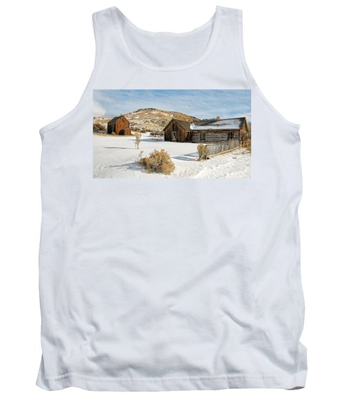 Ghost Town Winter Tank Top