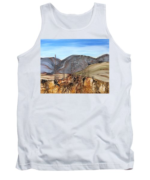 Ghost Valley Tank Top