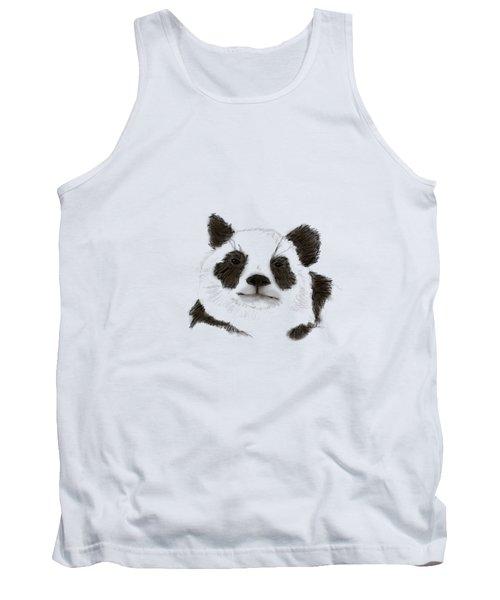 Giant Panda Tank Top