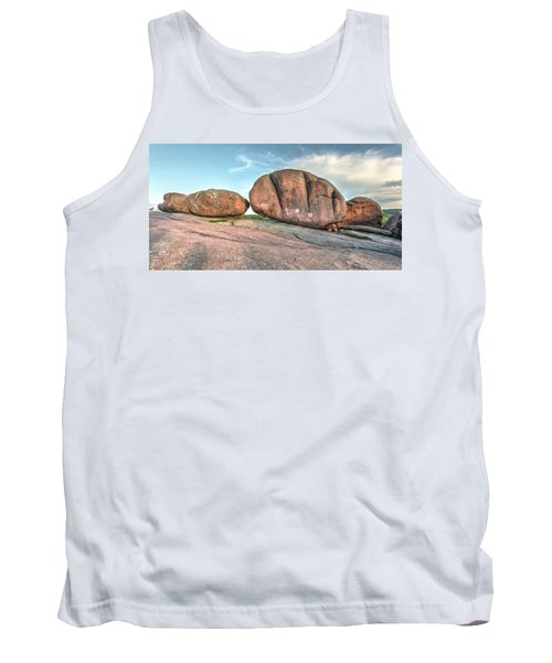 Tank Top featuring the photograph Giant Potatoes by Harold Rau
