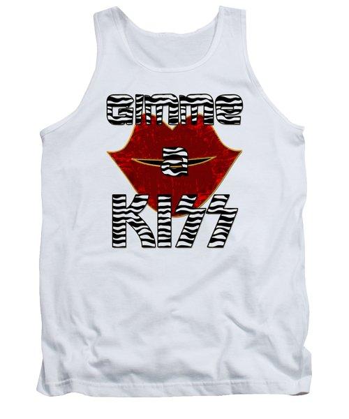 Gimme A Kiss Tank Top