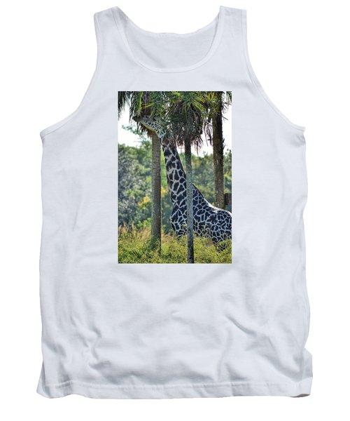 Giraffe Tank Top by Nikki McInnes