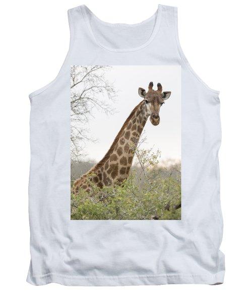 Giraffe Tank Top