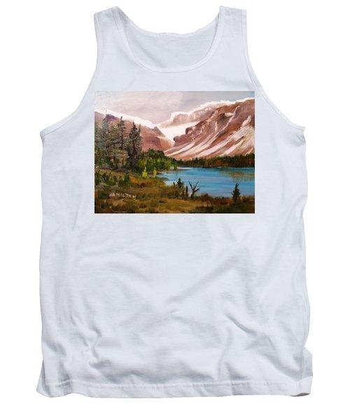 Glacier Lake Tank Top