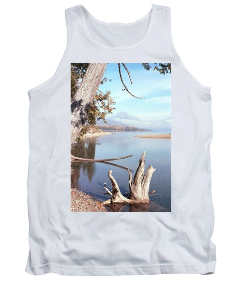 Glacier National Park 3 Tank Top