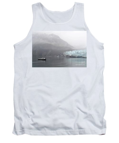 Glacier Ride Tank Top by Zawhaus Photography
