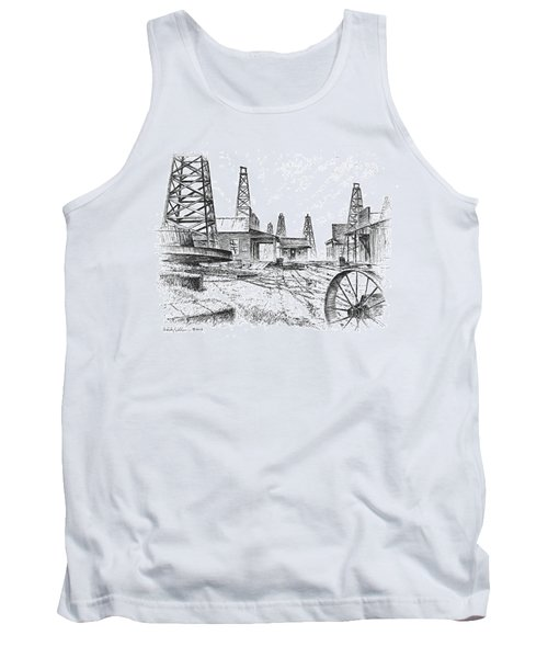 Gladys City Tank Top