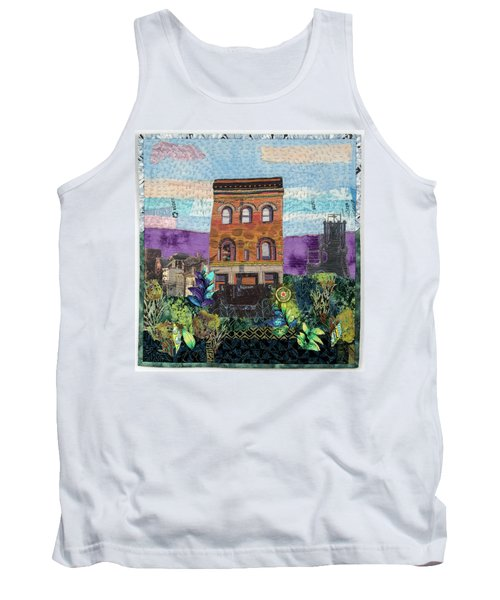 Glance At The Past II Tank Top